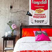 公寓混搭风格卧室装饰