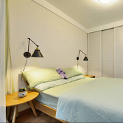 日式清新风格卧室装修