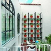 现代方便的阳台图片