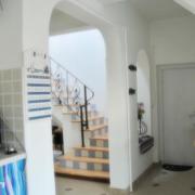 家装阁楼楼梯精致扶手装饰