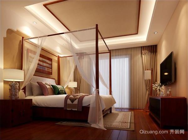 2015东南亚风格房间装修图片