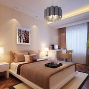柔美的家居卧室图片