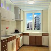 小户型现代简约风格厨房装饰
