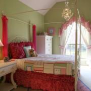 甜美欧式风格儿童房