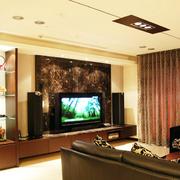 宜家舒适客厅设计
