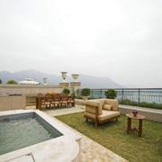 简约风格庭院大型阳台沙发椅装饰