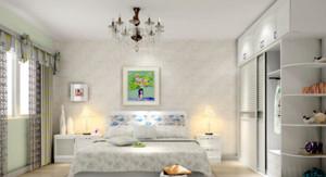 现代精巧的卧室欣赏