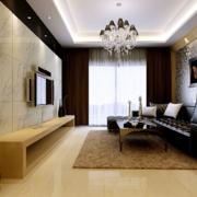 大户型家居时尚客厅
