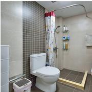 日式简约风格卫生间装饰