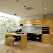 厨房整体不锈钢橱柜