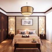 全新中式时尚卧室