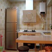 厨房简约风格瓷砖装饰