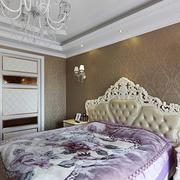 简欧风格的卧室图片