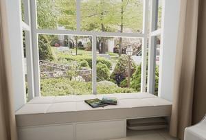 90平米现代欧式阳台榻榻米装修效果图