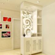 现代简约风格玄关鞋柜装饰