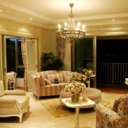 欧式风格客厅沙发装饰