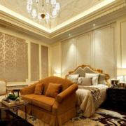 豪华简欧式卧室