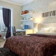 舒适气派的卧室