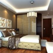 卧室海藻泥背景墙