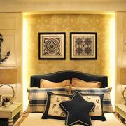 华丽舒适的卧室