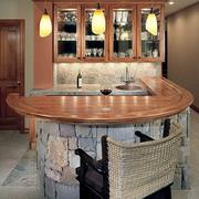 复古典雅的吧台设计