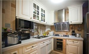 小户型家居厨房橱柜