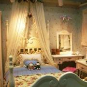 可爱精巧的儿童房