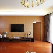 日式简约风格隐形门装饰