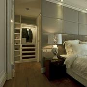 卧室衣帽间隐形门