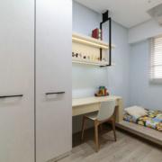 小户型家居儿童房卧室