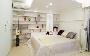 现代简约风格一居室装修设计效果图