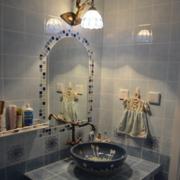 卫生间洗手台盥洗盆展示