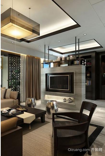 东南亚小户型客厅装修效果图