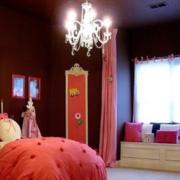 儿童房彩色装潢欣赏