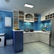 厨房简约风格吊顶装饰