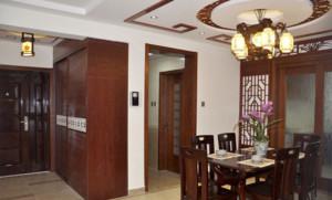中式风格餐厅吊顶