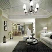 简约现代化的客厅欣赏