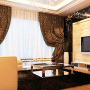 新古典风情的客厅