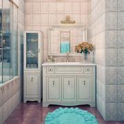 欧式简约风格卫生间瓷砖装饰