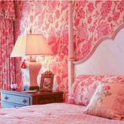 婚房卧室壁纸展示