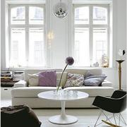 北欧风格简约吊顶设计