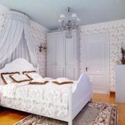 花海似的卧室设计