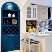 地中海风格厨房拱形门装饰