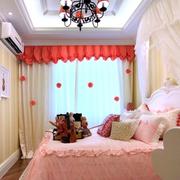 欧式简约风格房间背景墙装饰