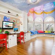 儿童超级梦幻卧室