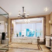 欧式风格别墅卫生间装饰