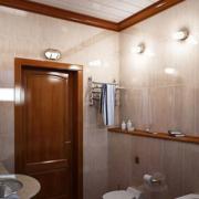 防潮实用的卫生间