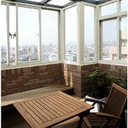 享受生活的家居阳台