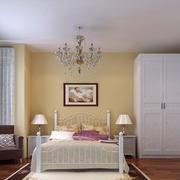 欧式整体风格卧室衣柜装饰