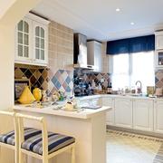 厨房小吧台设计